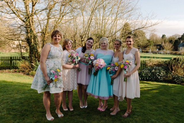 Colourful & Budget-Friendly Village Hall Wedding (39)