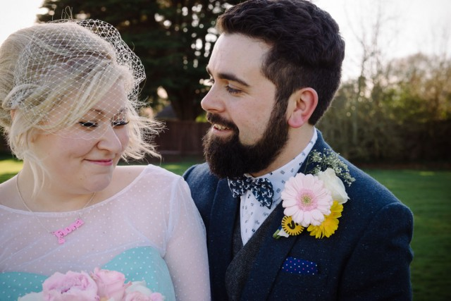Colourful & Budget-Friendly Village Hall Wedding (40)