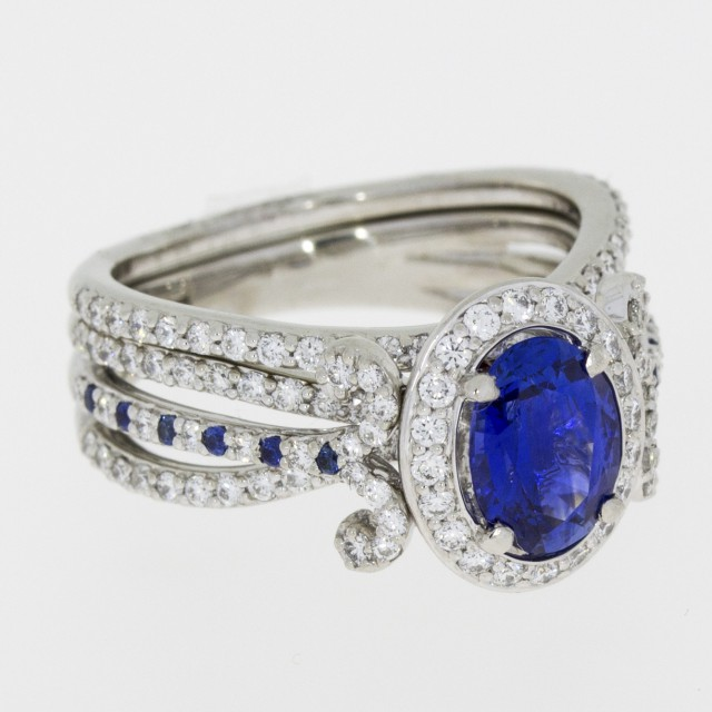 Wedding Rings With Gemstones
