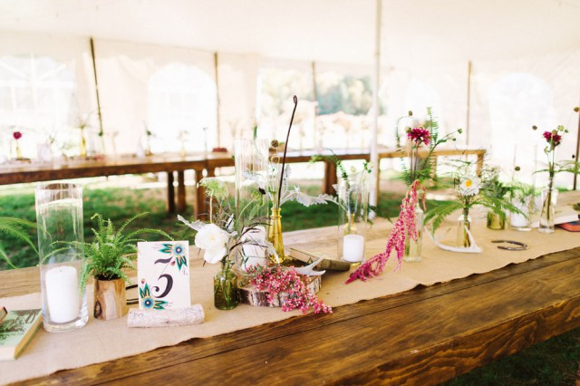 Intimate and Organic Catskill Forest Wedding (45)