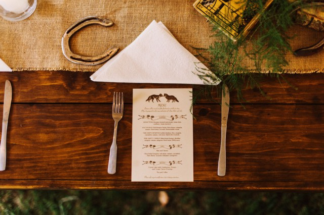 Intimate and Organic Catskill Forest Wedding (55)