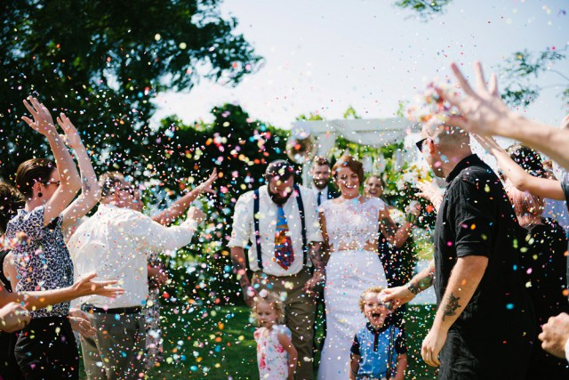 Kitschy, Vintage, Colourful & Quirky Wedding Down Under (10)