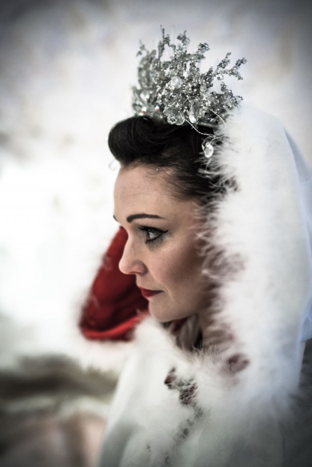 Lapland Wedding in an Ice Chapel (35)