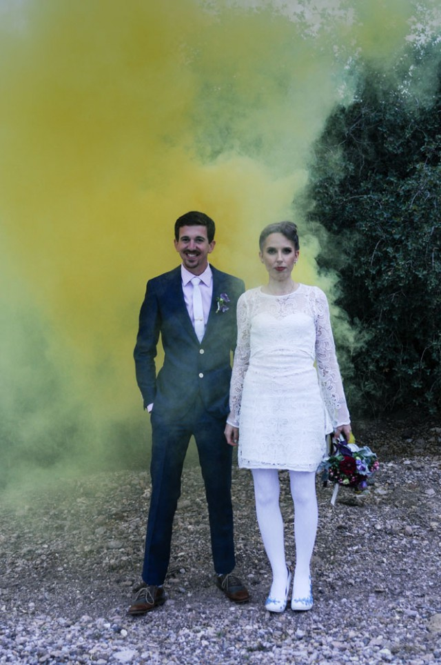 Smoke Bomb Elopement in Nevada (24)