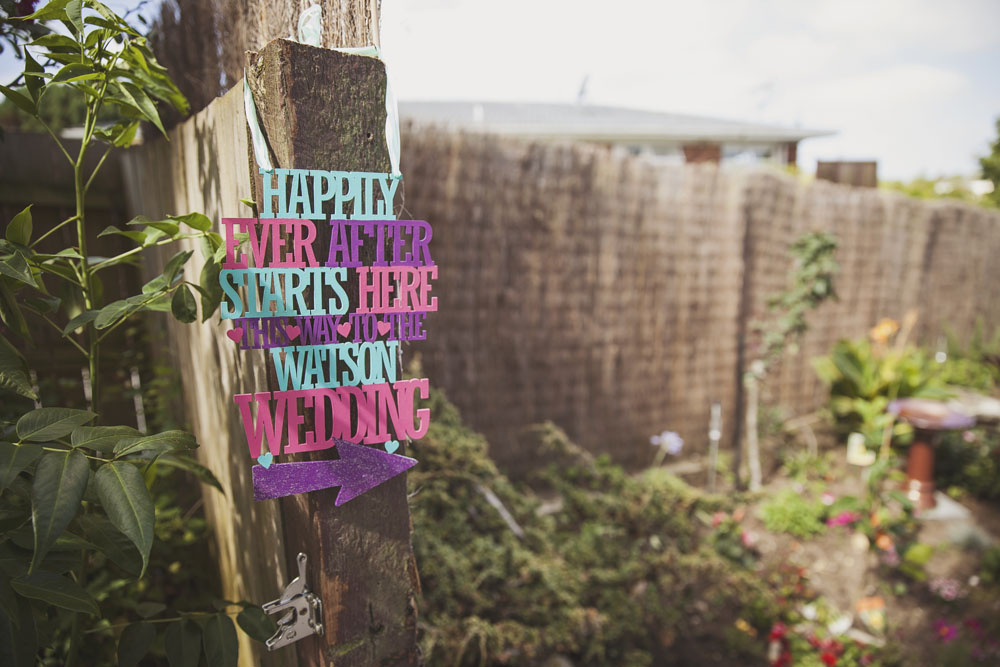 Colourful back garden hello kitty wedding rock n roll bride - Hello this is my new picture garden interior ...