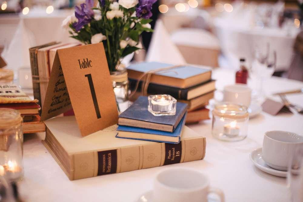 Bookish Wedding At Furness Abbey Rock N Roll Bride