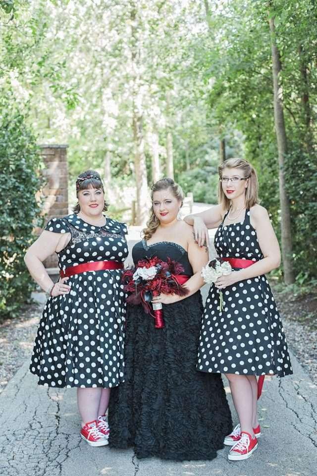 Black Wedding Dress 183 Rock N Roll Bride