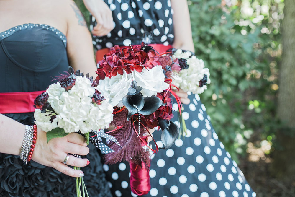 Wedding Dresses Appleton Wi 72 Superb Red u Black Rockabilly