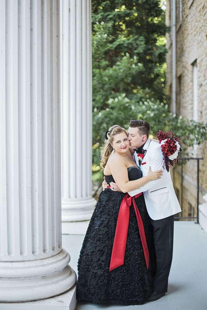 Red And Black Wedding Dresses 19 Marvelous Red u Black Rockabilly
