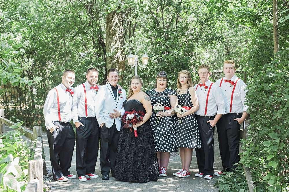 Wedding Dresses Appleton Wi 53 Luxury Red u Black Rockabilly