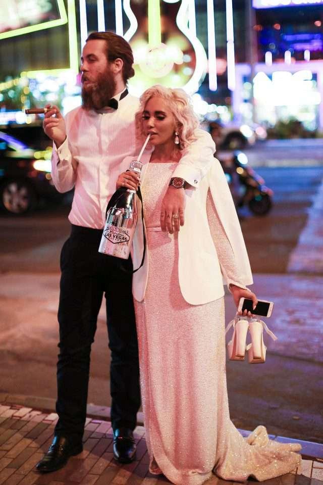 How To Get Married In Las Vegas 183 Rock N Roll Bride