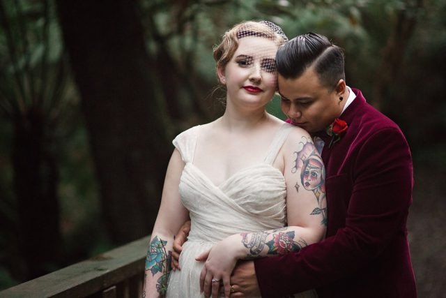 timeless retro australian wedding (21)
