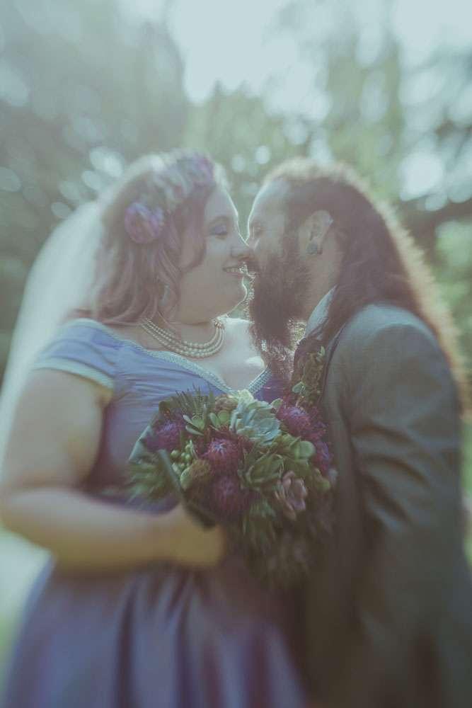 A November Rain Inspired Wedding Dress · Rock n Roll Bride