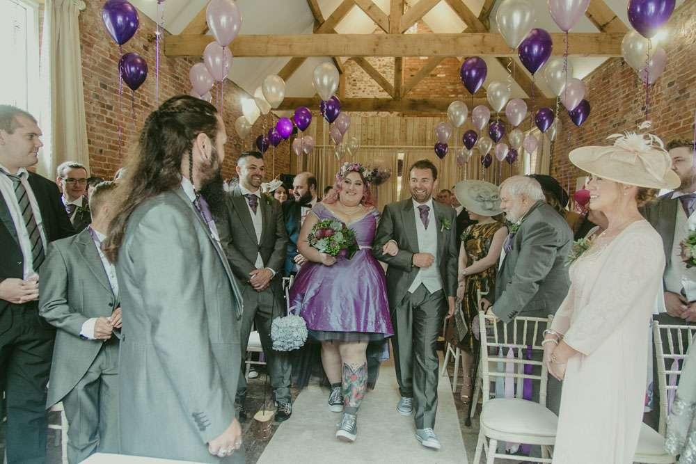 Kitty Stu Morris Healing Manor Wedding Grimsby