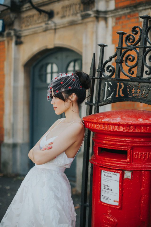 Crown & Glory with Rock n Roll Bride, London Shoot.