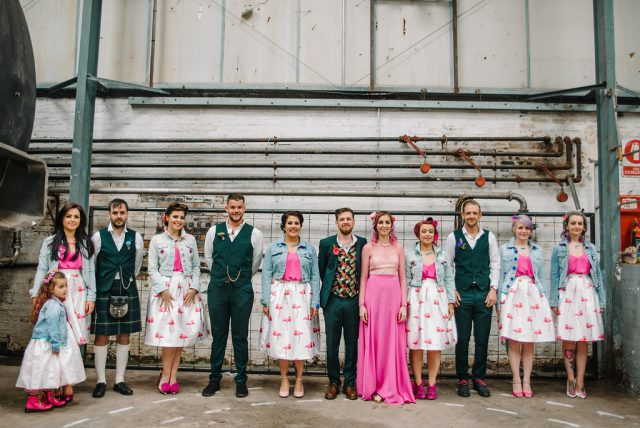 pink-flamingos-warehouse-wedding-49