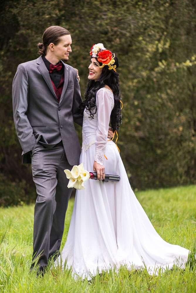 Geeky & Homemade Star Wars Wedding · Rock n Roll Bride
