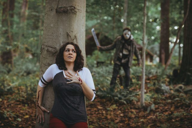 camp-halloween-engagement-shoot-stranger-things-friday-the-13th-addams-family-values_nessa-k-5