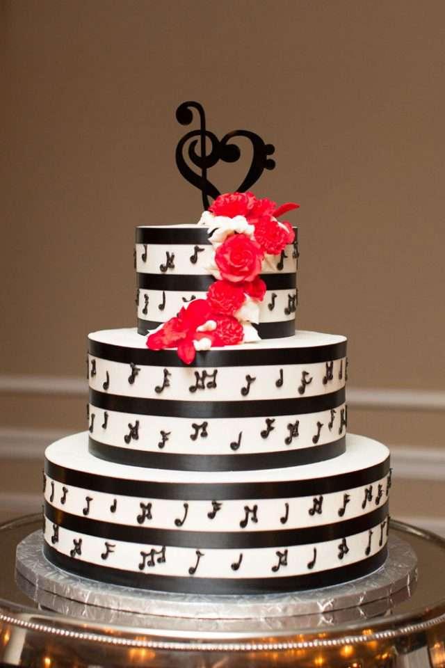 Rock Music Themed Wedding Rock N Roll Bride