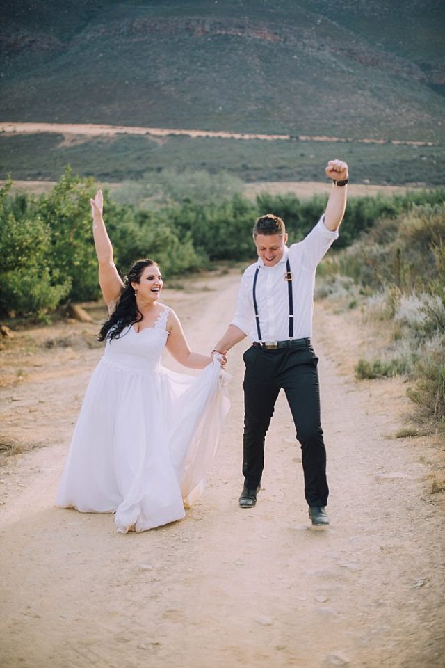 South African Wedding Dresses 54 Marvelous rainbow wedding in south