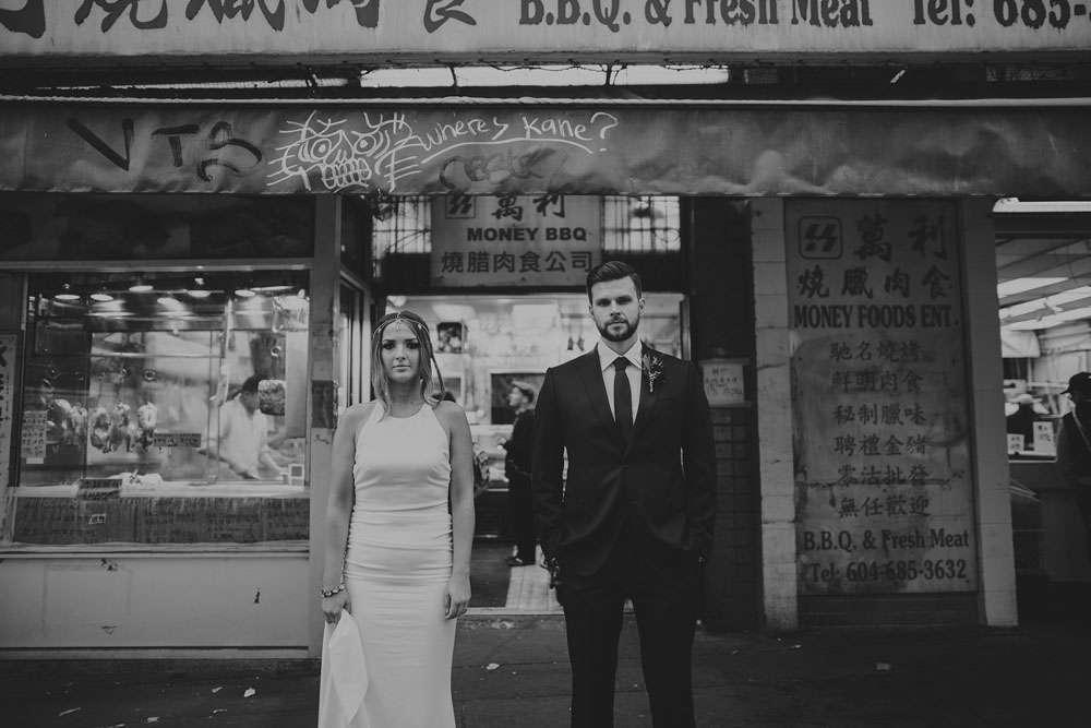 Art Deco Glam Meets Downtown Loft Wedding 183 Rock N Roll Bride