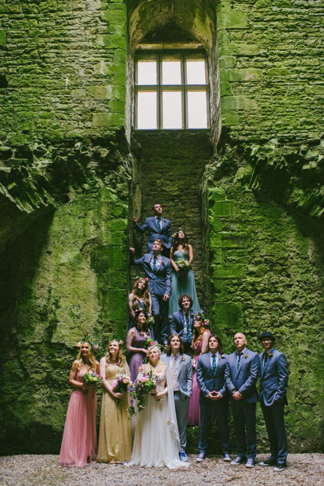 medieval-castle-wedding-with-owls-faeries-spray-painted-animals-56