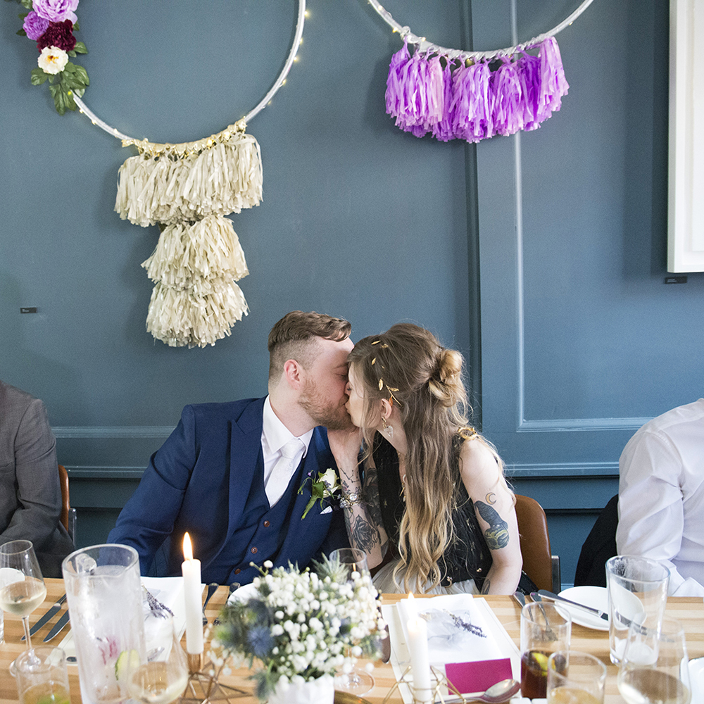 Celestial crystal bohemian wedding in dublin rock n roll bride celestial wedding in dublin 29 dhlflorist Gallery