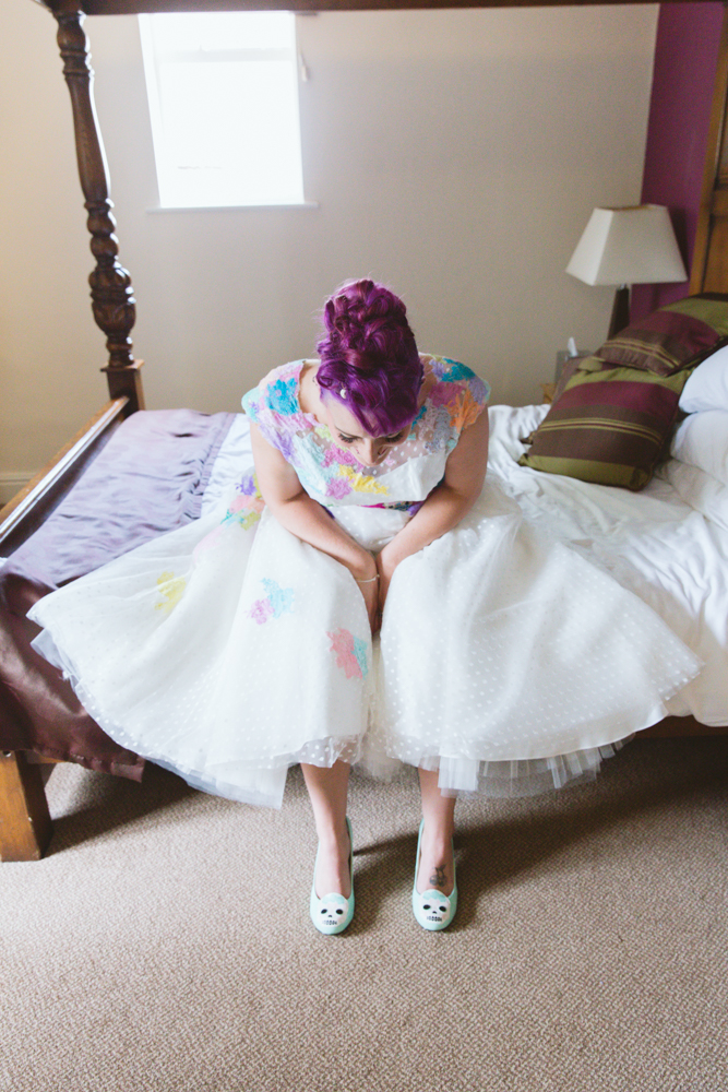 Sugar Skull Wedding Dress 28 Marvelous colourful sugar skull dress