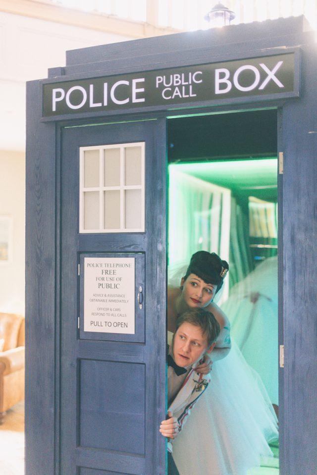 festival-wedding-with-roald-dahl-and-a-tardis-34