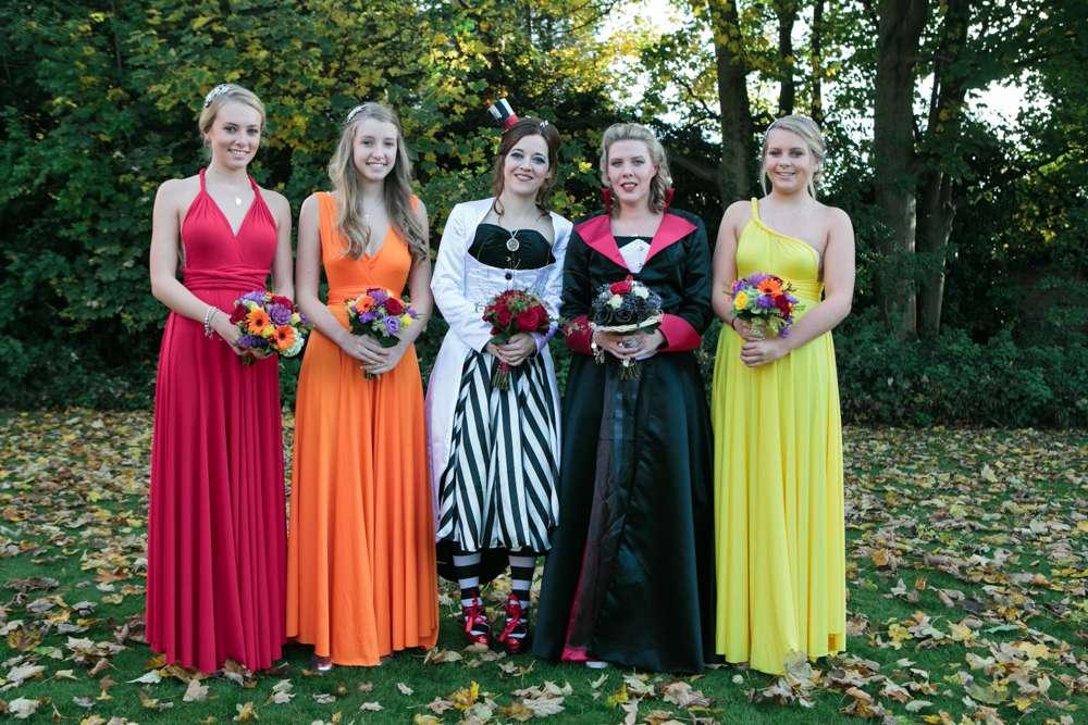 Halloween Weddings Dresses 83 Cute halloween wedding sue kwiatkowska