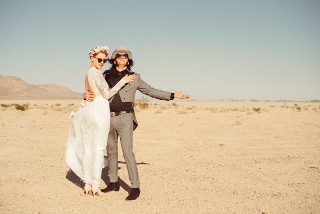 Wedding Inspired by Fear and Loathing in Las Vegas (11)