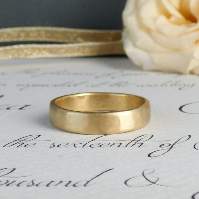 Ethical & Alternative Engagement & Wedding Rings (1)