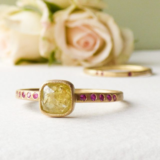 Ethical & Alternative Engagement & Wedding Rings (6)