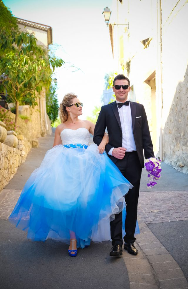 Flash Mob Wedding in the South of France (10)