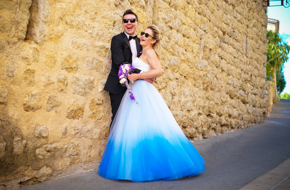 Flash Mob Wedding In The South Of France Rock N Roll Bride