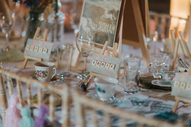 Whimsical Wonderland Wedding with Afternoon Tea (1)