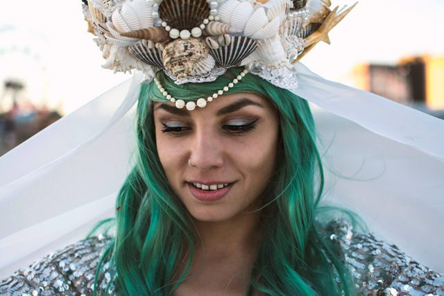 Coney Island Mermaid Wedding (24)