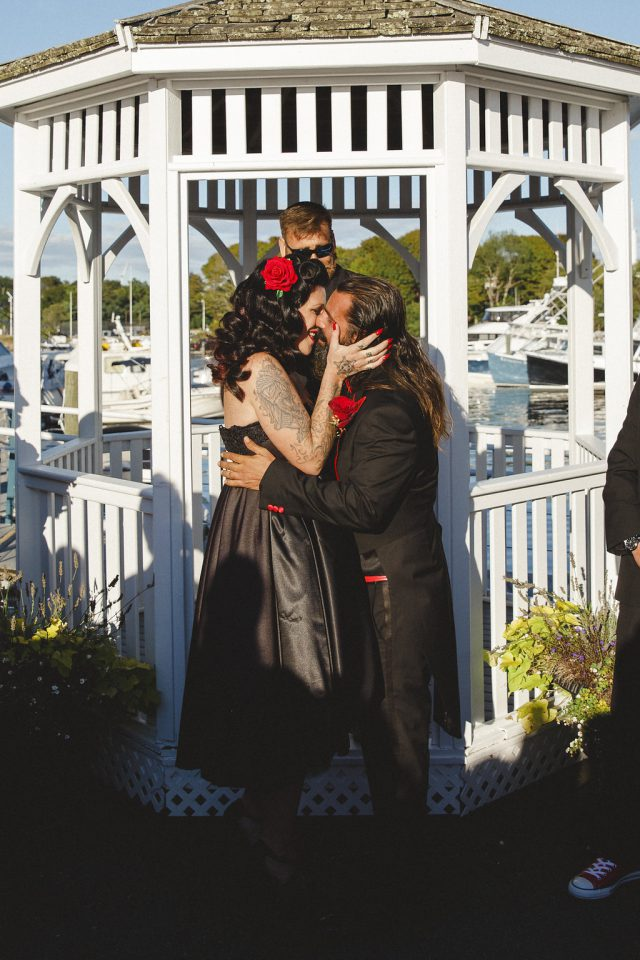 Rockabilly Wedding with Hot Rods and Rock n Roll! (15)