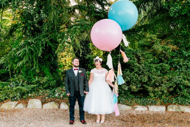 Super Colourful Dinasour and Superhero Wedding (38)