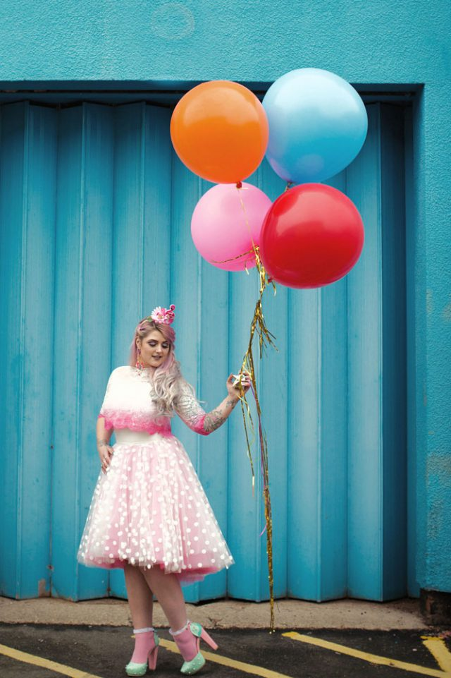 Turn Your Bridesmaids into Rainbow Bright Unicorns with Curious Coco (10)