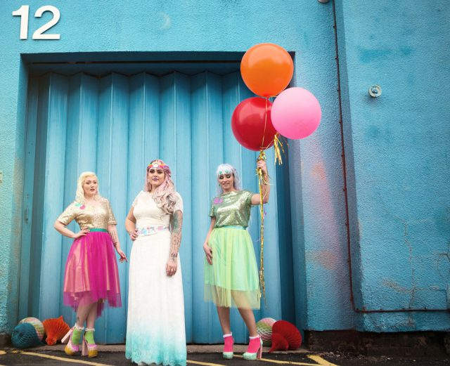 Turn Your Bridesmaids into Rainbow Bright Unicorns with Curious Coco (20)