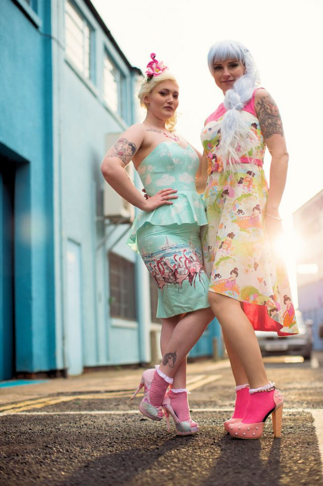 Turn Your Bridesmaids into Rainbow Bright Unicorns with Curious Coco (40)