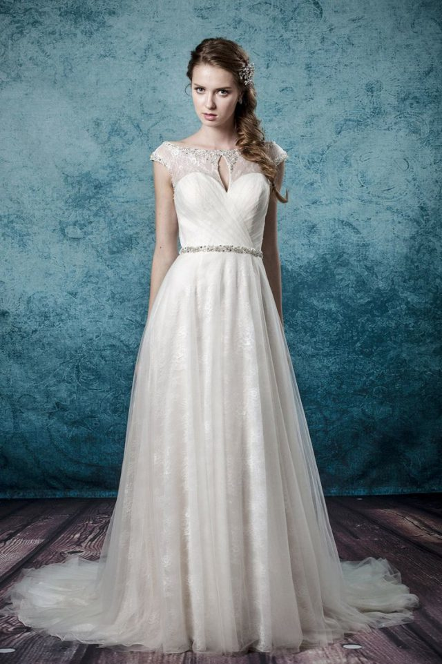 Win a Made-to-Measure Wedding Dress from Leis Atelier! (1)