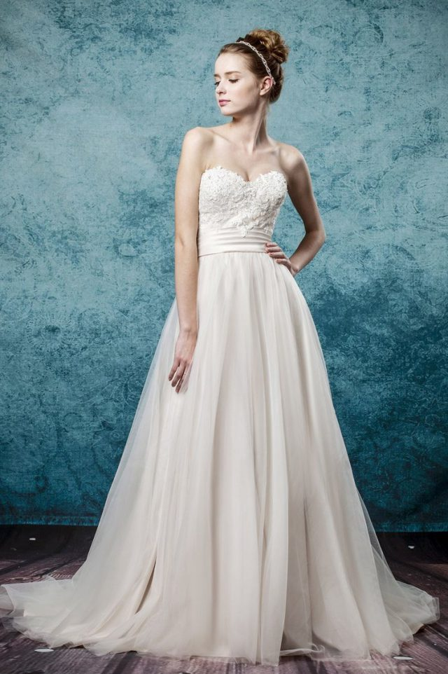 The Winner Wedding Dresses