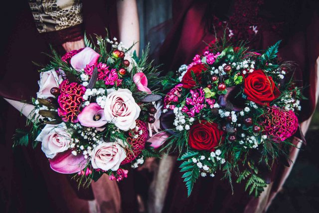 Witchy and Romantic Pagan Wedding in Scotland (25)