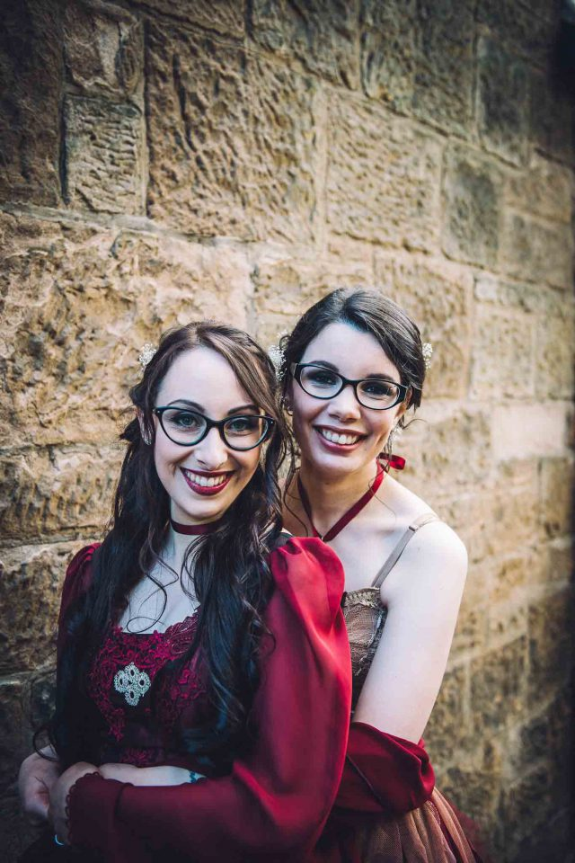 Witchy and Romantic Pagan Wedding in Scotland (26)