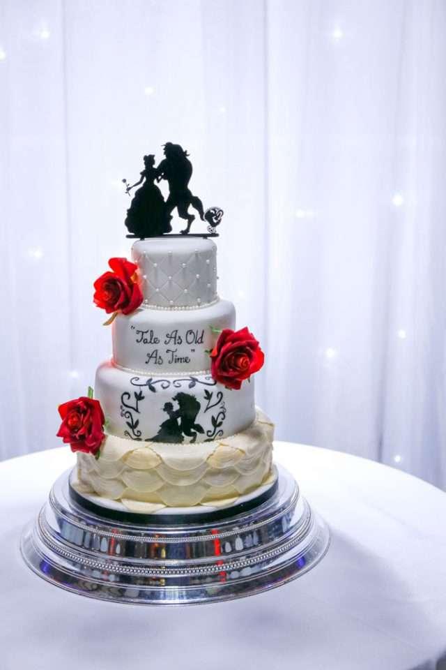 Alternative Disney Themed Wedding Rock N Roll Bride
