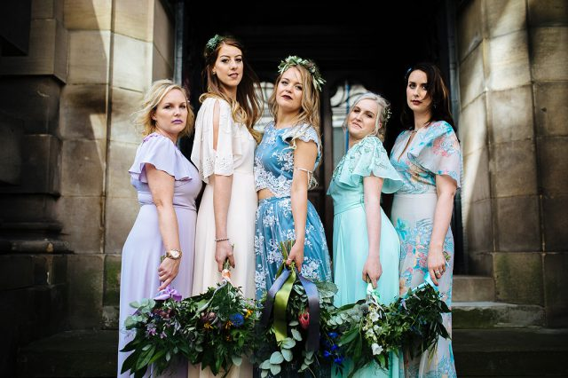Budget-Friendly Pub Wedding with the Bride in Blue (26)