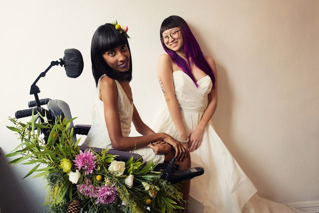 Disability Rights Wedding Editorial