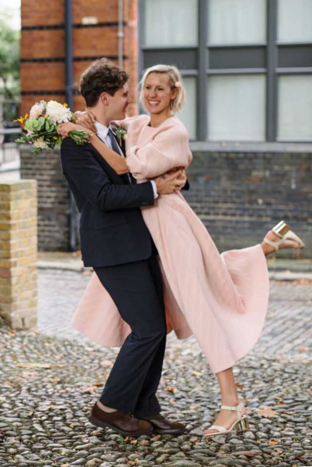 Intimate and Laid Back Family Gathering Style London Wedding (20)
